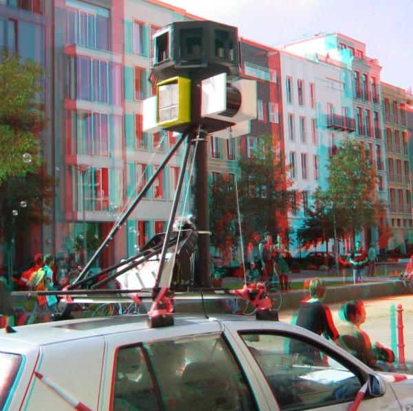 Bubble-Streetview